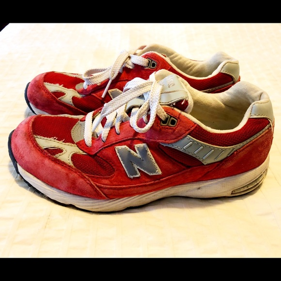 New Balance Shoes | Kids Size 6 Red 991